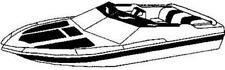 7oz STYLED TO FIT BOAT COVER I.M.P. ELEGANZA 235 I/O 1988-1991