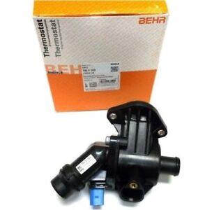 OEM MAHLE Audi A4 1.8T B6 Engine Coolant Thermostat Housing 02 03 04 05 06 Quatt
