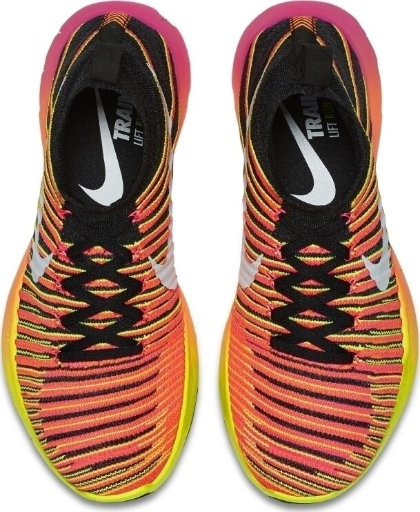 NIB Uomo NIKE FREE TRAINER FORCE FLYKNIT FLYKNIT FLYKNIT MULTI COLOR RIO OLYMPICS SHOES Sz 11 358308