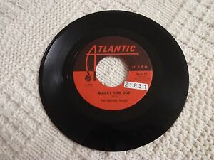 Details about NORTHERN SOUL THE FORTUNE TELLERS MARRY HER JOE/I LOVE YOU  (INKA DO) ATLANTIC
