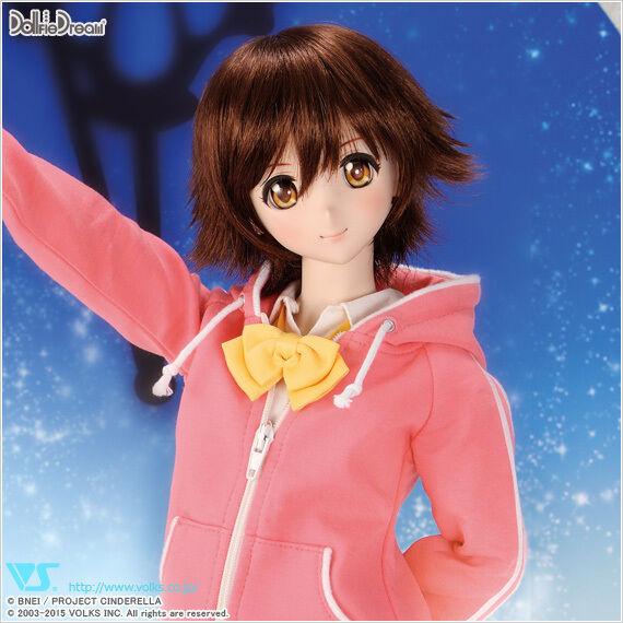 Volks Doll Party 33 Dollfie rêve DDS Mio Honda Idol Maître Cinderella Filles 1 3