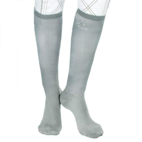 2 Pack Horze Bambou Competition Chaussettes Moisture Wicking renforcé Toe