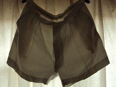 """Buono Vintage Fred Perry Pantaloncini Da Tennis 40""""-mostra Il Titolo Originale"""
