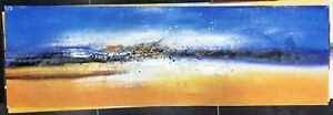 Excellent-amp-Large-Chinese-100-Hand-Painted-Oil-Painting-ZZAL1030T4