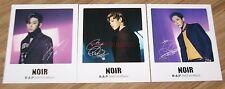 B.A.P BAP NOIR 2ND FULL ALBUM SHOWCASE OFFICIAL GOODS POLAROID PHOTO SET B VER.