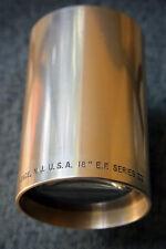 """460mm F4.5 18"""" E.F. Beseler PROJECTION  LENS 11x14"""" 8X10"""" CANHAM DEARDORF SINAR"""