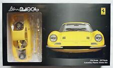 FUJIMI enthusiast model EM246 1/24 Ferrari Dino 246 GT early type yellow ver kit