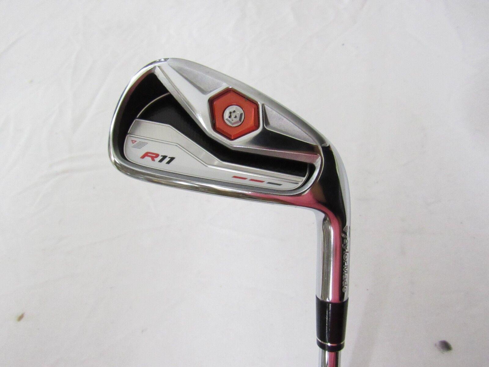 Usado RH Taylormade R11  solo 6 hierro KBS 90 Acero Regular Flex R-flex  mas preferencial