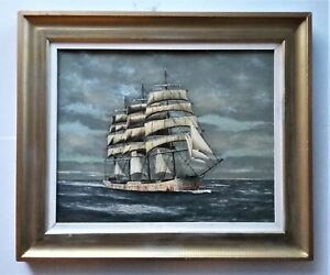 Canadian-Artist-Hubert-Young-20th-C-O-Cb-16-034-x-20-034-Signed