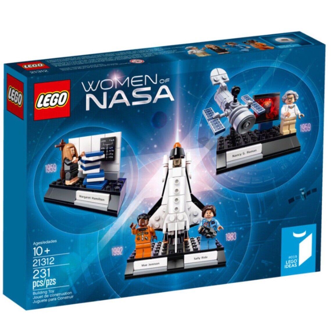 LEGO 21312 Ideas Women of NASA  - BNISB