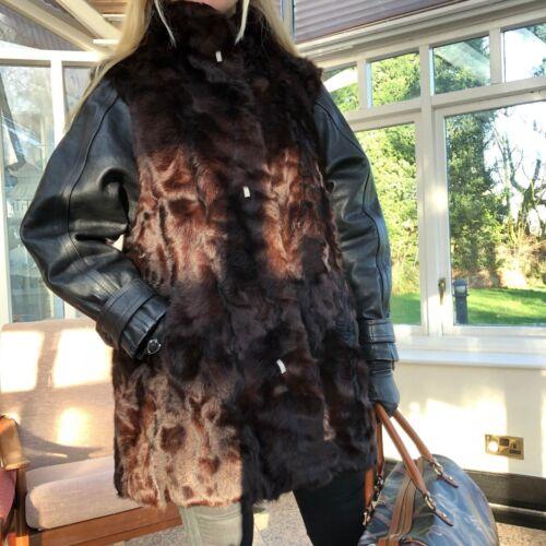 jacket Real Amazing Furr Coat Amazing Real 4YnfXX