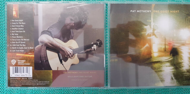 One Quiet Night - Pat Metheny #284 - CD: neuwertig