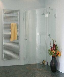 Combia-5-Eck-Dusche-Duschkabine-Duschabtrennung-Duschwand-Glas-Hoehe-195cm-ACF