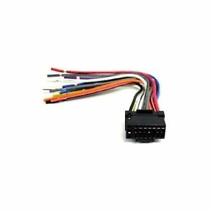 s l300 alpine wire harness cda 9870 cda 7995 cda 9813 cda 9815 cda 9833 Alpine Stereo Harness at webbmarketing.co
