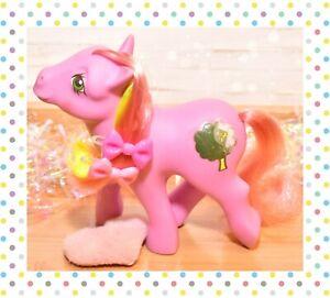 ❤️My Little Pony MLP G1 Vtg Magic Message Windy Magical Breeze Pink 1987❤️