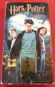 VHS-French-Movie-Harry-Potter-et-le-Prisonnier-D-039-Azkaban-Version-Francaise