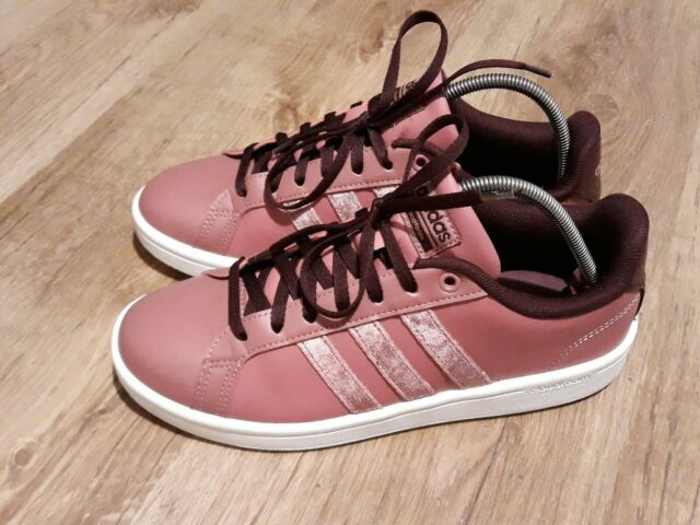 ADIDAS Core Damen Freizeitschuh Sneaker CF ADVANTAGE W, Gr. 38, wie neu!!!