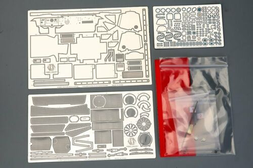 Hobby Design 1//24 Delta S4 Detail-up Set for Beemax B24020 kits