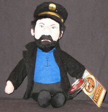 TY CAPTAIN HADDOCK the BEANIE BABY w/ TAGS (THE ADVENTURES OF TINTIN)  PLS READ