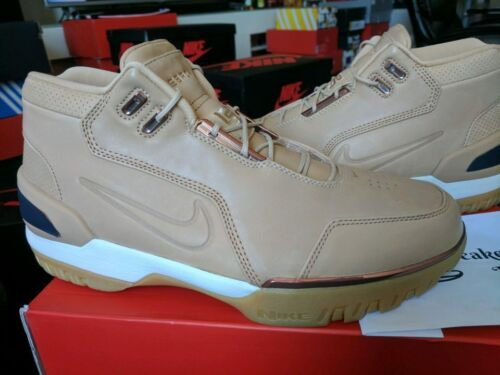 finest selection d2847 2b945 Air Zoom 308214 Qs Rose Star 200 Generation Lebron Tan Vachetta Nike Or As  All UwSRRT