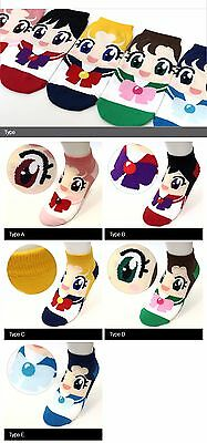 POPULAR SOCKS Women Girls Big Kids Cute Fashion Character Socks MADE IN KOREA