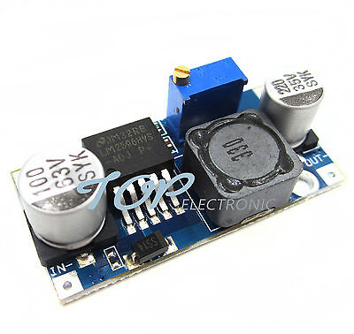 3PCS LM2596HVS LM2596HV DC-DC Adjustable Step Down Buck Converter Power M12