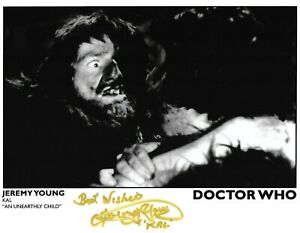 Doctor-Dr-Who-Jeremy-Young-signed-photograph-First-Doctor-Who-Serial