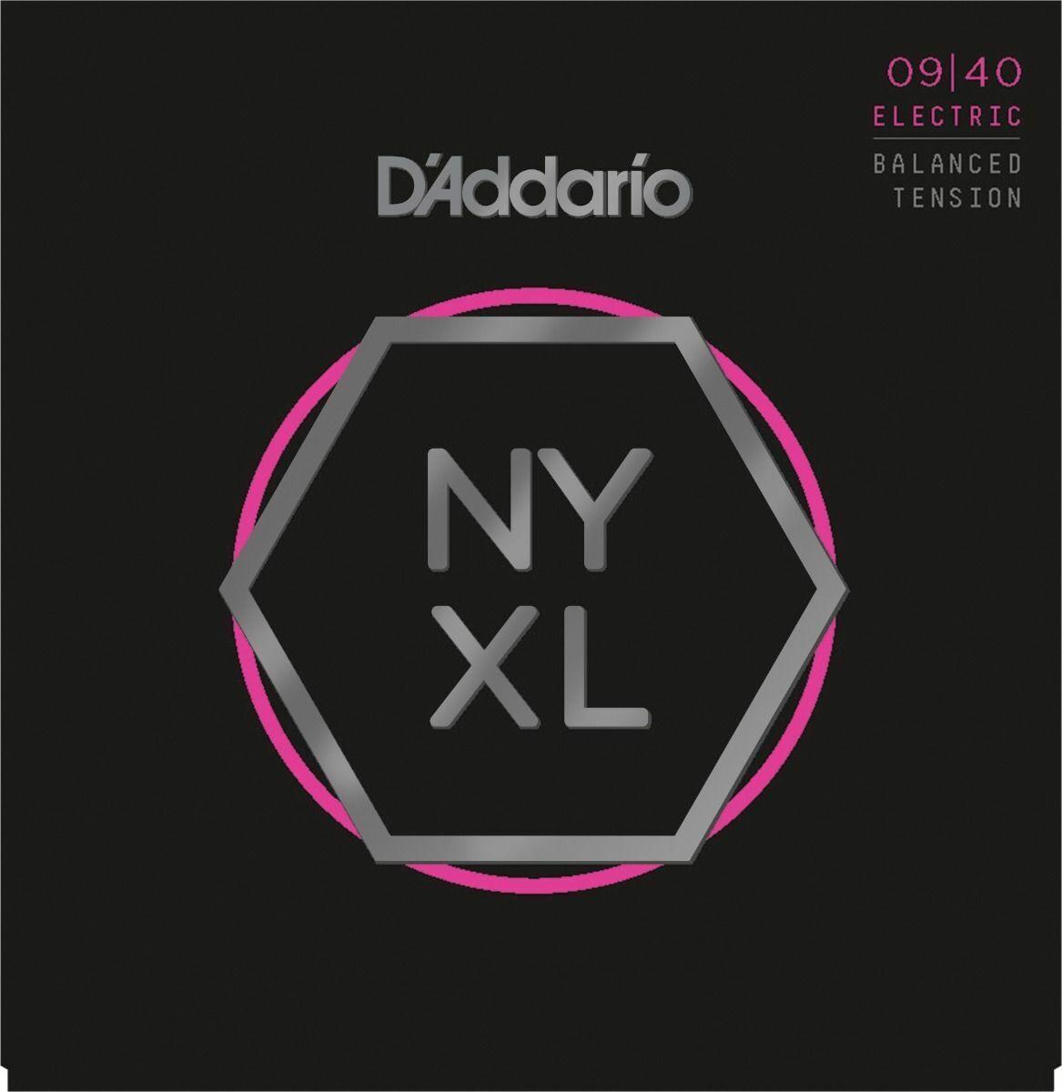 10 Sets D'Addario Nyxl 0940BT Super Light Auslaancient Spanning NYXL0940BT 9-40