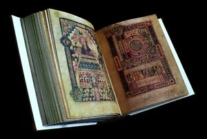Book-of-Kells-034-Faksimile-678-page-Full-Color-Faksimile