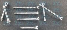 45mm Cortical Screws Self Tapping Stainless Steel 316l 300 Pcs