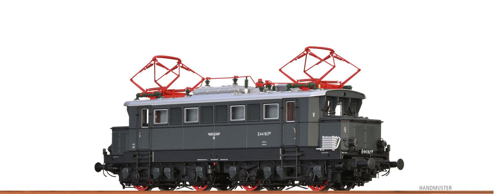 Brawa 43420 H0 E-Lok E44w DRG, II, DC An BASIC+