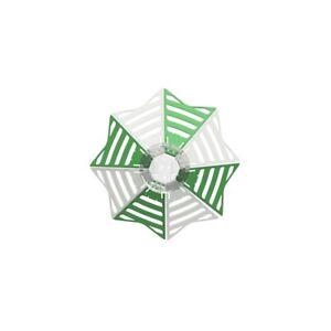 Ouvert D'Esprit Hcam Green & White, Paragliding Chasecam, Follow Aerodynamics Cam, Gopro J-hook Une Large SéLection De Couleurs Et De Dessins