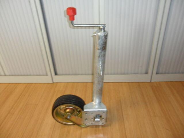 Stützrad AL-KO automatisch klappend Stützlast 500kg Automatikstützrad