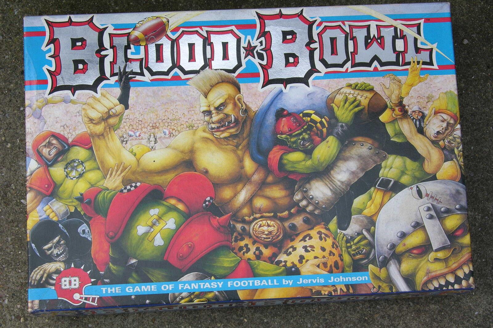 GAMES WORKSHOP     BLOOD BOWL  2nd EDITION