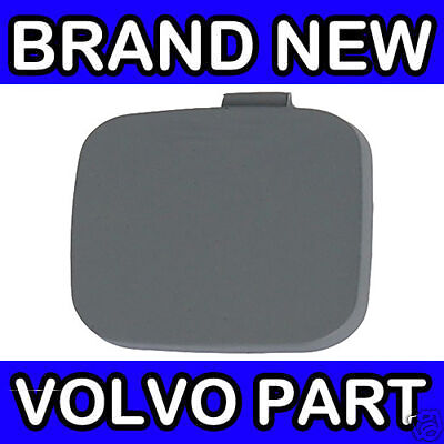 Volvo S40 Front Bumper Tow Eye Cover 08-12