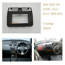 Install Trim Kit Fascia Facia Car Radio fascia for SUZUKI Swift 2004-2010  Dzire