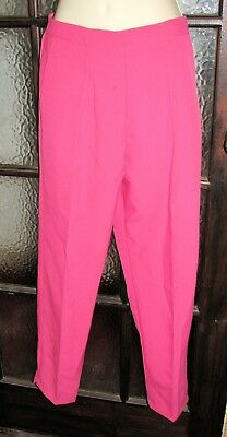 * Bnwt * Pantaloni Rosa Taglia 12-mostra Il Titolo Originale Grandi Varietà