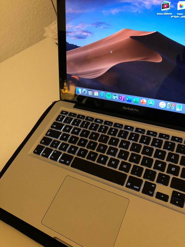 MacBook Pro, Mid 2012, 2,5 GHz