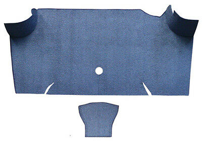 Trunk Kit Floor Only NylonFits 1965-1966 Ford Mustang Trunk Mat Fastback