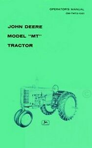 John-Deere-Model-MT-Operators-Instruction-Manual-JD