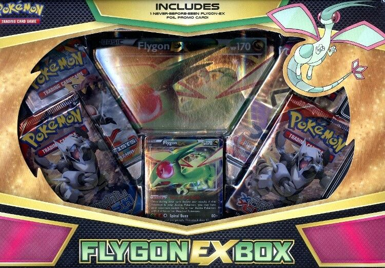 POKEMON FLYGON EX 12 BOX CASE BLOWOUT CARDS CARDS CARDS ed82bb