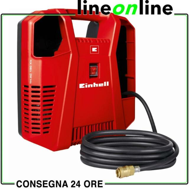 Compressore portatile EINHELL TH-AC 190 KIT senza serbatoio