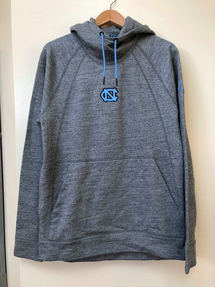 Herren Air Jordan Sweatshirt 883154-091 Grau/Blau Brand New Größe L