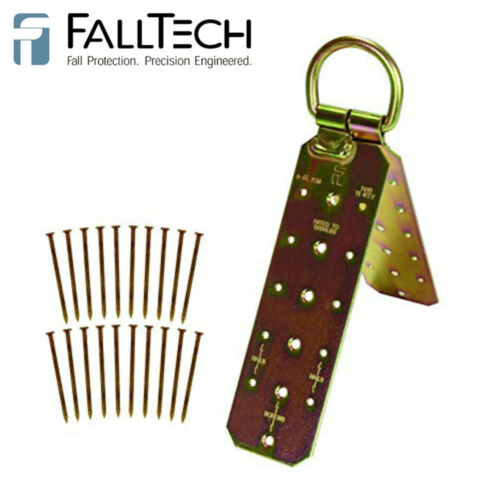 FallTech 7410 Re-usable Roof Anchor New