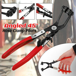45-Car-Water-Pipe-Fuel-Hose-Clamp-Pliers-Swivel-Drive-Jaw-Lock-Removal-Tool