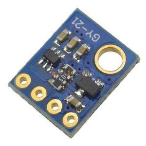 Senzor SHT21 pre teplotu a vlhkosť vzduchu