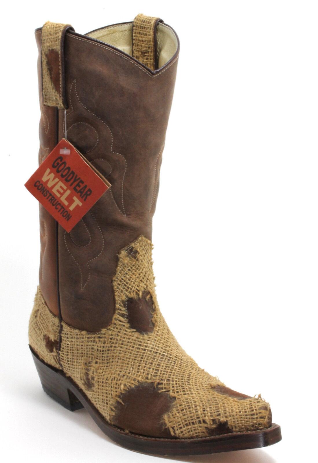106 Cowboystiefel Westernstiefel Texas Catalan Style Fashion Tequila Stiefel 41