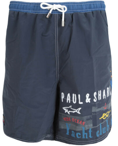 PAUL /& SHARK YACHTING Men/'s Swimming Trunks Shorts de bain bermuda taille 3XL
