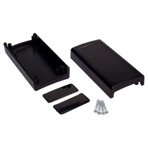 Projet 121x61x40mm case poche eclosure cas PCB logement avec plaques de fin KE98