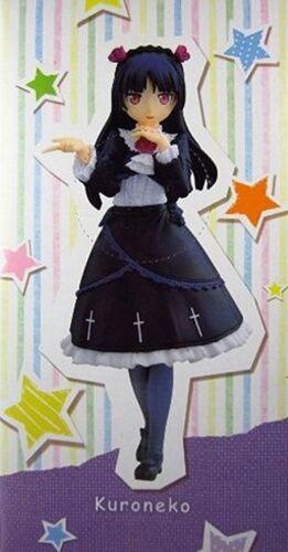 """47964-Kuroneko Gothic Lolita Ore no Imouto DX Figure ~ 7/"""""""